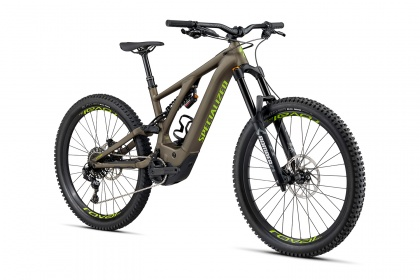 Электровелосипед Specialized Turbo Kenevo Comp (2020) / Коричневый
