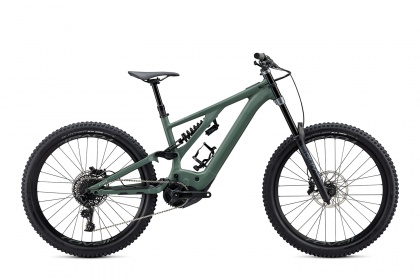 Электровелосипед Specialized Turbo Kenevo Expert (2020) / Зеленый