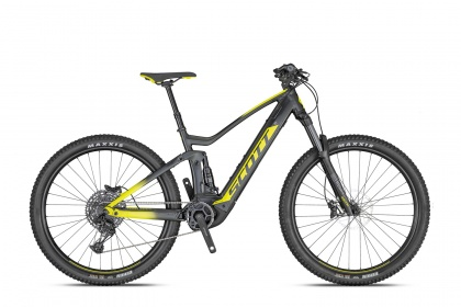 Электровелосипед Scott Strike eRide 940 (2020) / Черный