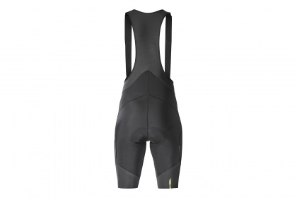 Велотрусы Mavic Cosmic Pro Thermo Bib Short (2020), с лямками / Черные