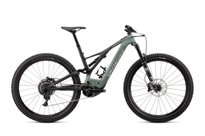 Электровелосипед Specialized Turbo Levo Expert Carbon 29 (2020) / Зеленый
