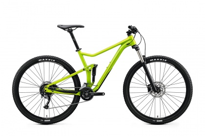 Велосипед Merida One-Twenty RC 9. 300 (2020) / Зеленый
