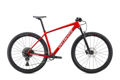 Велосипед Specialized Epic Hardtail Carbon 29 (2020) / Красный