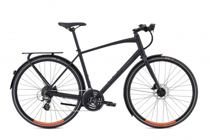 Велосипед Specialized Sirrus EQ – Black Top Limited (2020) / Черный