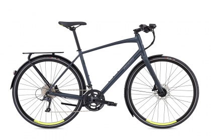 Велосипед Specialized Sirrus Sport EQ – Black Top Limited (2020) / Синий