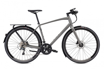 Велосипед Specialized Sirrus Elite EQ – Black Top Limited (2020) / Серый