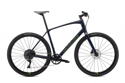 Велосипед Specialized Sirrus X 5.0 (2020) / Синий