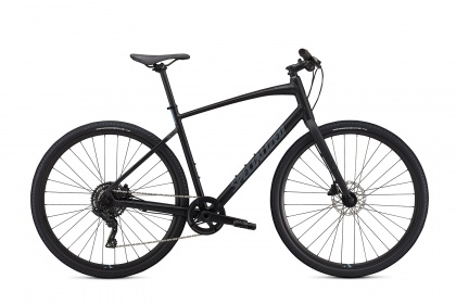 Велосипед Specialized Sirrus X 3.0 (2020) / Черный