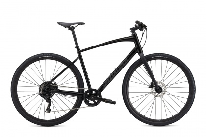 Велосипед Specialized Sirrus X 2.0 (2020) / Черный