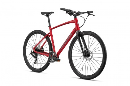 Велосипед Specialized Sirrus X 2.0 (2020) / Красный