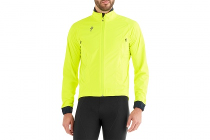 Велокуртка Specialized Deflect H2O Road Jacket / Желтая