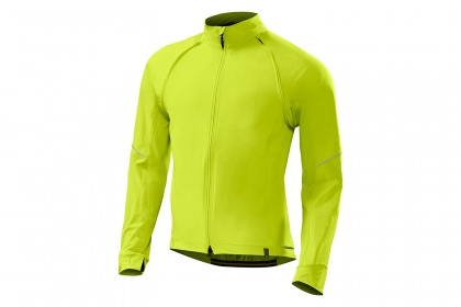 Велокуртка Specialized Deflect Hybrid Jacket / Желтая