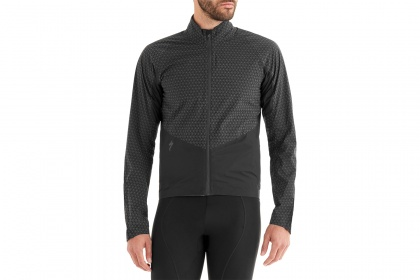 Велокуртка Specialized Deflect Reflect H2O Jacket / Черная