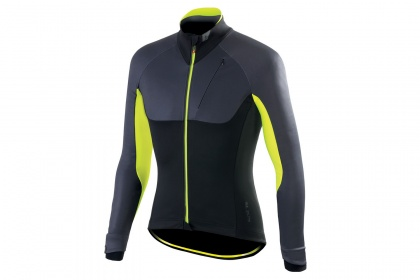 Велокуртка Specialized Element SL Elite Jacket / Черно-желтая