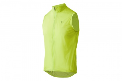 Веложилет Specialized HyprViz Deflect Wind Vest / Ярко-зеленый