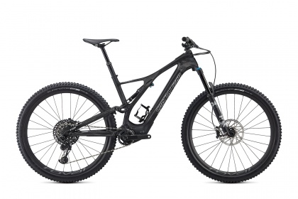 Электровелосипед Specialized Turbo Levo SL Expert Carbon (2020) / Черный