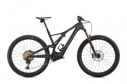 Электровелосипед Specialized Turbo Levo SL S-Works Carbon (2020) / Черный