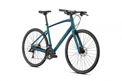 Велосипед Specialized Sirrus 3.0 (2020) / Бирюзовый