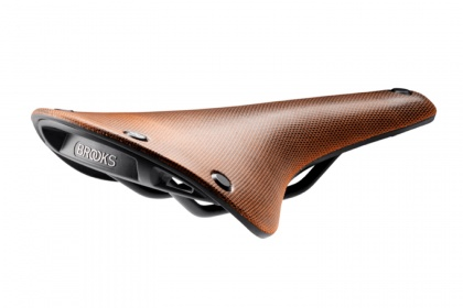Седло Brooks C17 Cambium All Weather / Оранжевое