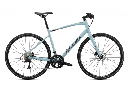 Велосипед Specialized Sirrus 3.0 (2020) / Голубой