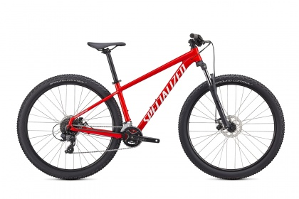 Велосипед Specialized Rockhopper 26 (2021) / Красный