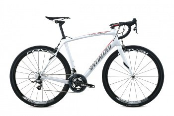 Велосипед Specialized Roubaix SL4 Pro Race Force Compact (2014) / Белый