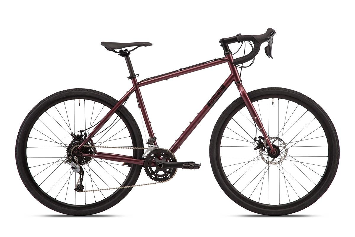 Велосипед туристический Pride Rocx Tour (2020) / Красный