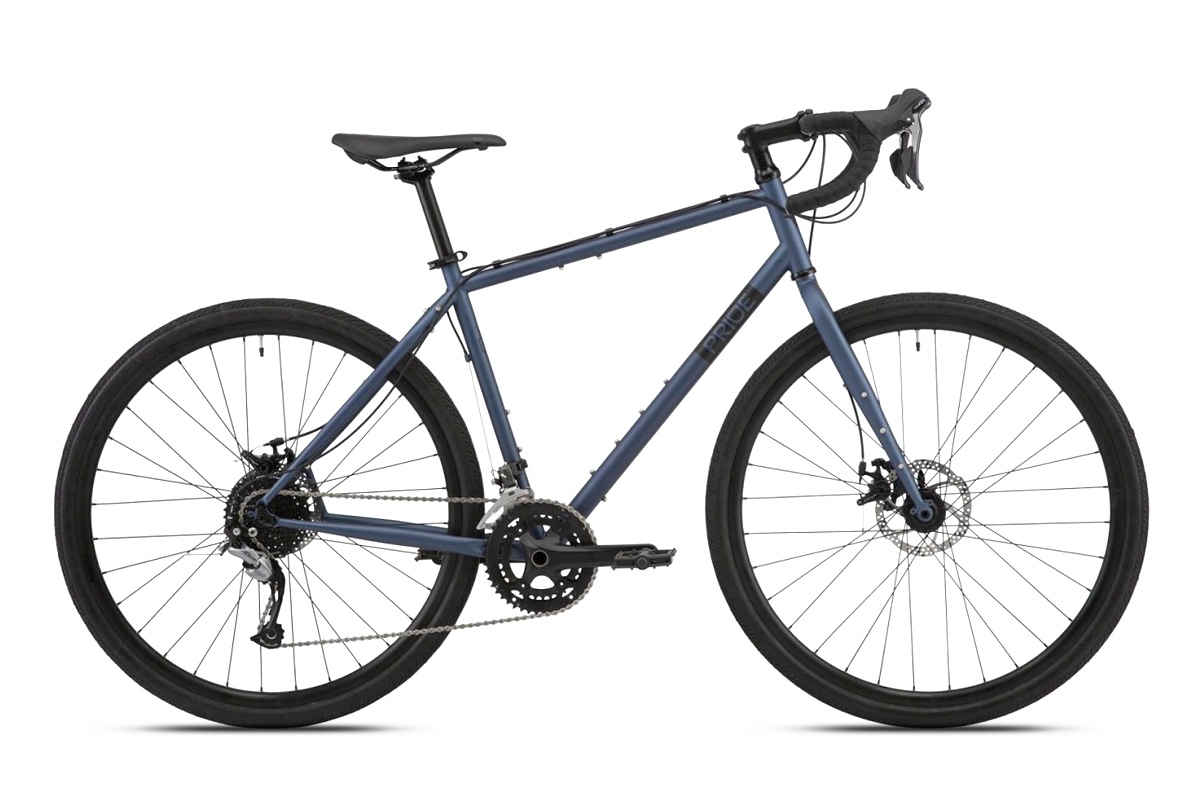 Велосипед туристический Pride Rocx Tour (2020) / Синий
