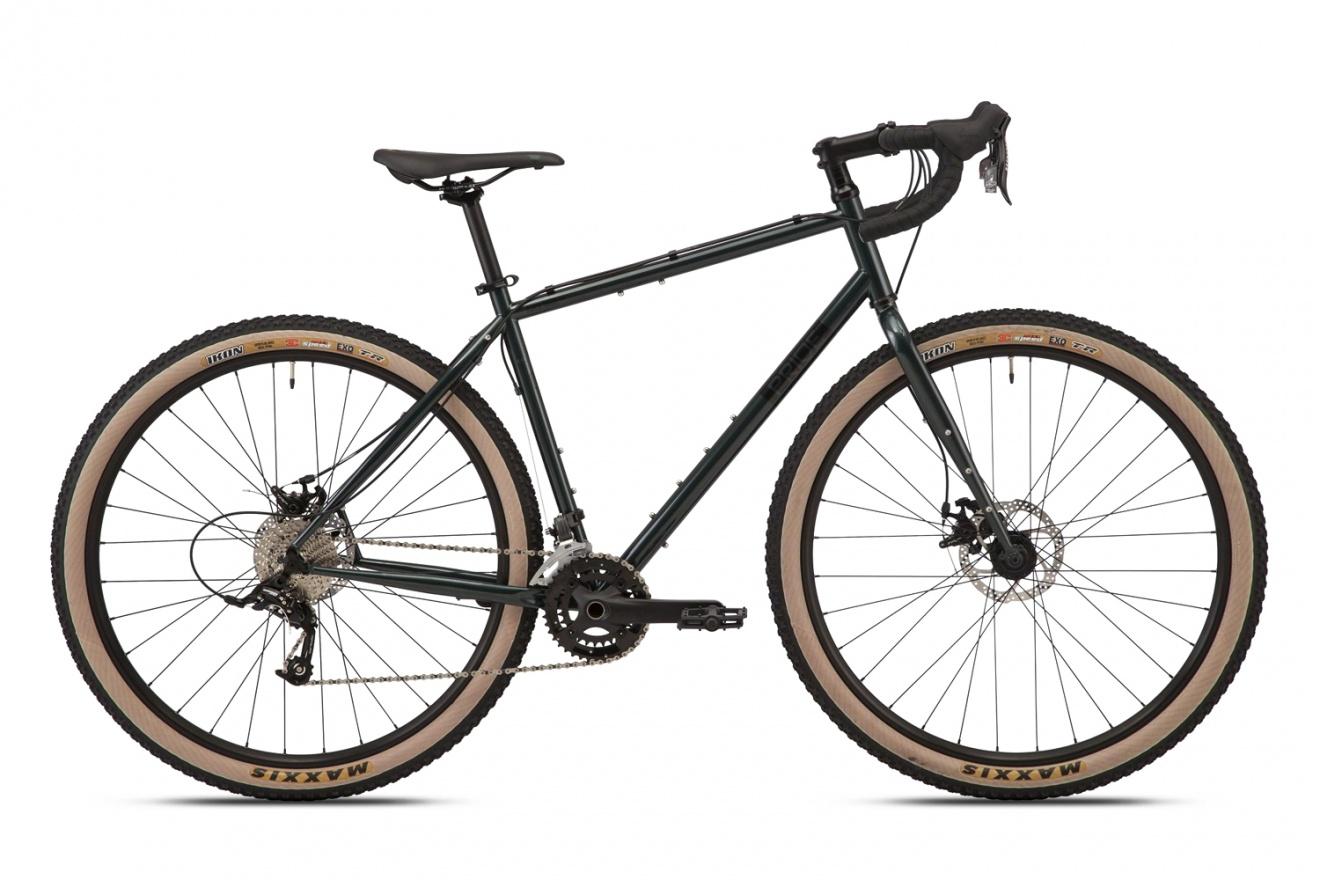 Велосипед туристический Pride Rocx Dirt Tour (2020) / Зеленый