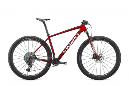 Велосипед Specialized Epic Hardtail S-Works (2021) / Красный