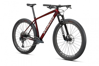 Велосипед Specialized Epic Hardtail Expert (2021) / Красный