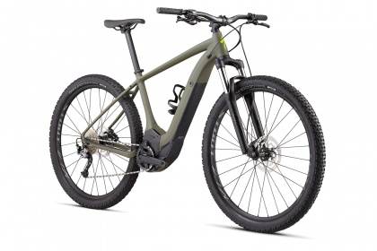 Электровелосипед Specialized Turbo Levo Hardtail (2021) / Зеленый