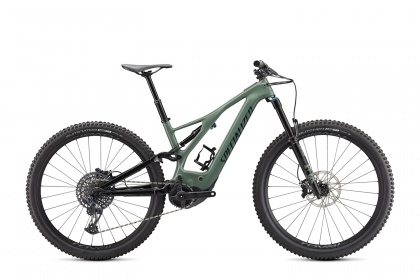 Электровелосипед Specialized Turbo Levo Expert (2021) / Зеленый