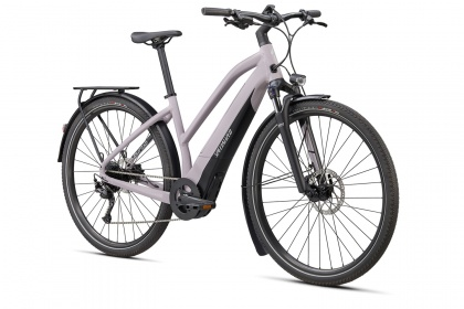 Электровелосипед Specialized Turbo Vado 3.0 Step-Through (2021) / Лиловый
