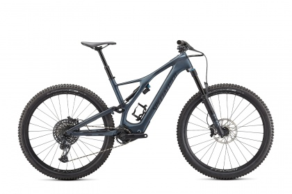 Электровелосипед Specialized Turbo Levo SL Expert Carbon (2021) / Синий