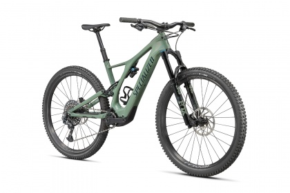 Электровелосипед Specialized Turbo Levo SL Expert Carbon (2021) / Зеленый