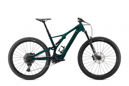 Электровелосипед Specialized Turbo Levo SL Comp Carbon (2021) / Зеленый