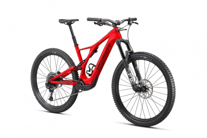 Электровелосипед Specialized Turbo Levo SL Comp Carbon (2021) / Красный