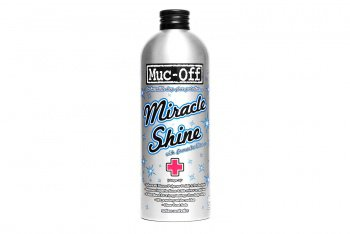 Полироль Muc-Off Miracle Shine, бутыль, 500 мл