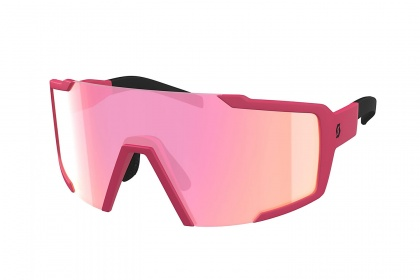 Очки Scott Shield / Pink Matt Pink Chrome