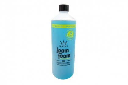 Велошампунь Peaty's Loam Foam Concentrate, концентрат, 1000 мл
