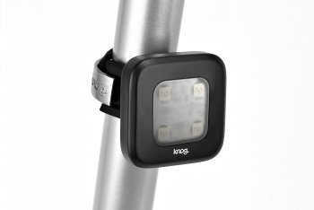 Велофонарь Knog Blinder 4 Square, задний
