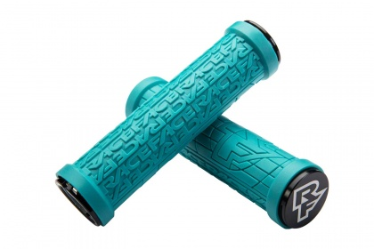 Грипсы Race Face Grippler / Бирюзовые