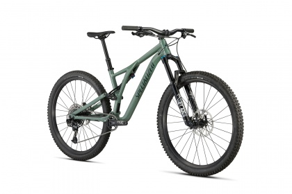 Велосипед горный Specialized Stumpjumper Comp Alloy (2021) / Зеленый