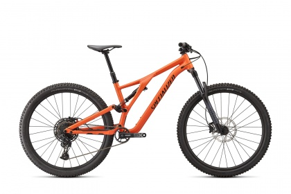 Велосипед горный Specialized Stumpjumper Alloy (2021) / Оранжевый