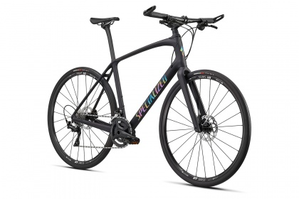 Велосипед Specialized Sirrus 6.0 (2020) / Черный