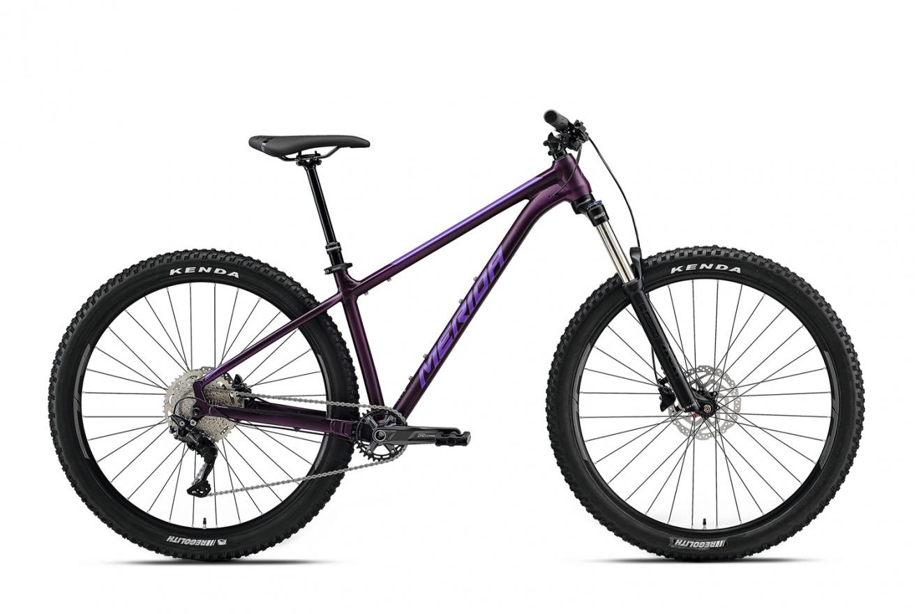 Велосипед горный Merida Big Trail 400 (2021) / Фиолетовый