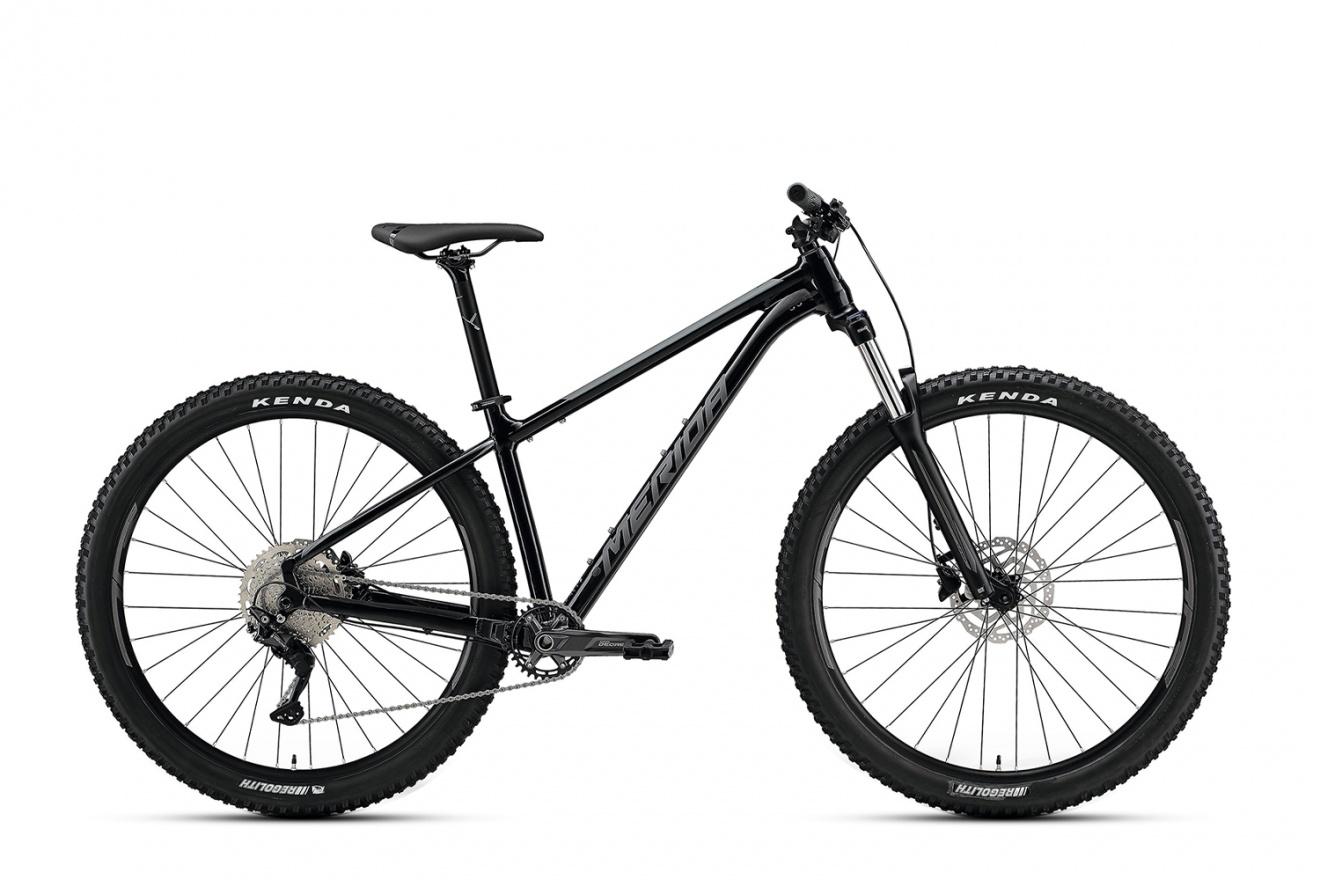 Велосипед горный Merida Big Trail 200 (2021) / Черный