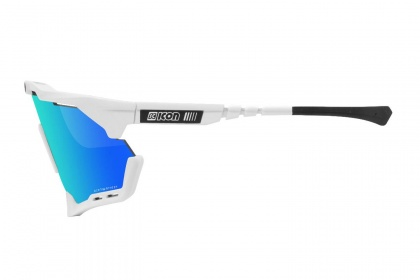 Очки Scicon Aeroshade / White Gloss Multimirror Blue
