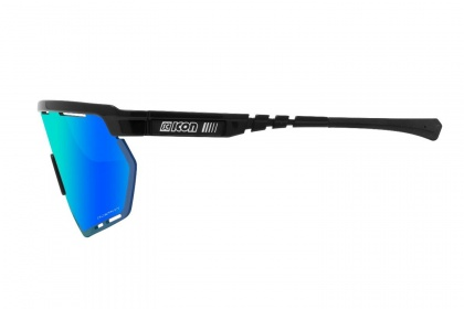 Очки Scicon Aerowing / Black Gloss Multimirror Blue